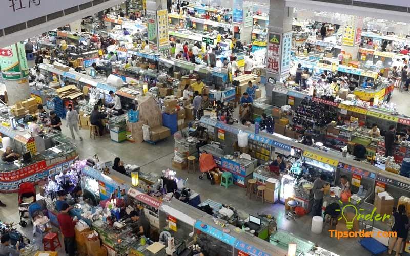 Khi nào nên đi đánh hàng ở Quảng Châu Trung Quốc