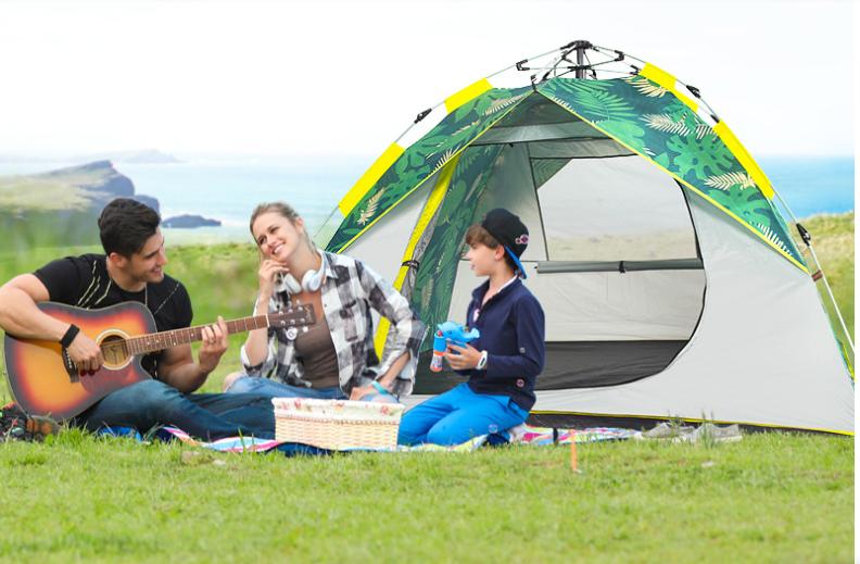 Nguồn hàng lều cắm trại giá rẻ chất lượng trên taobao
