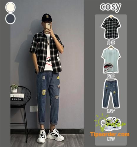 Nguồn nhập hàng quần áo nam Quảng Châu giá rẻ và uy tín