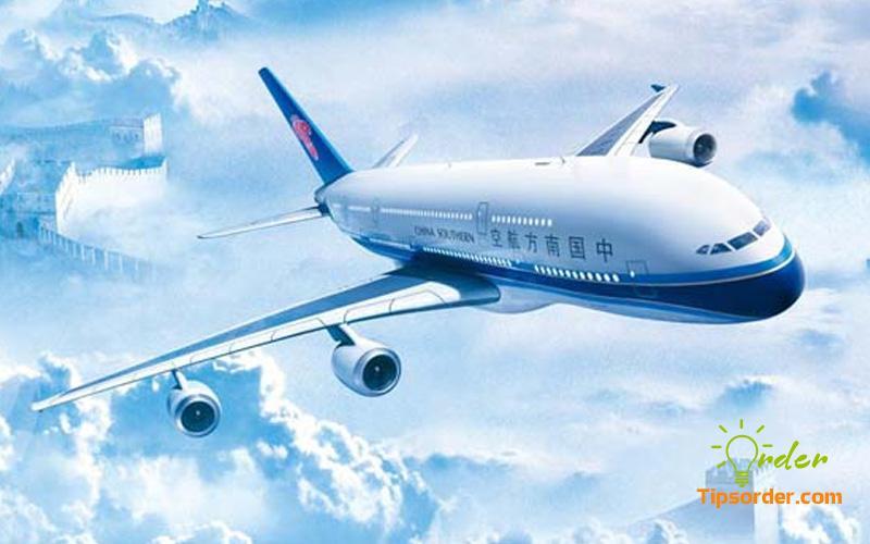 Vận chuyển hàng hoá về Việt Nam bằng máy bay