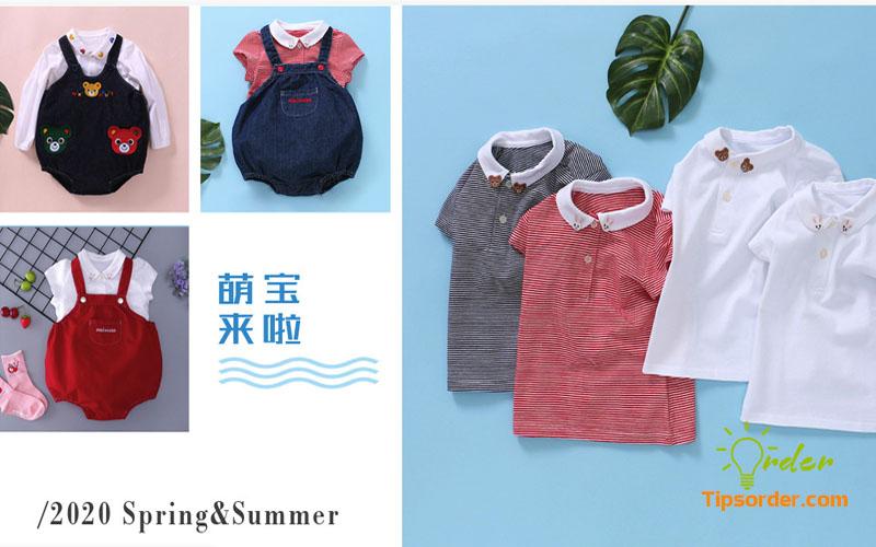 Nhập hàng quần áo trẻ em ở đâu rẻ và chất lượng nhất