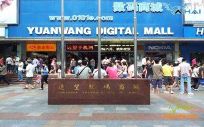 chợ phụ kiện điện thoại Thâm Quyến