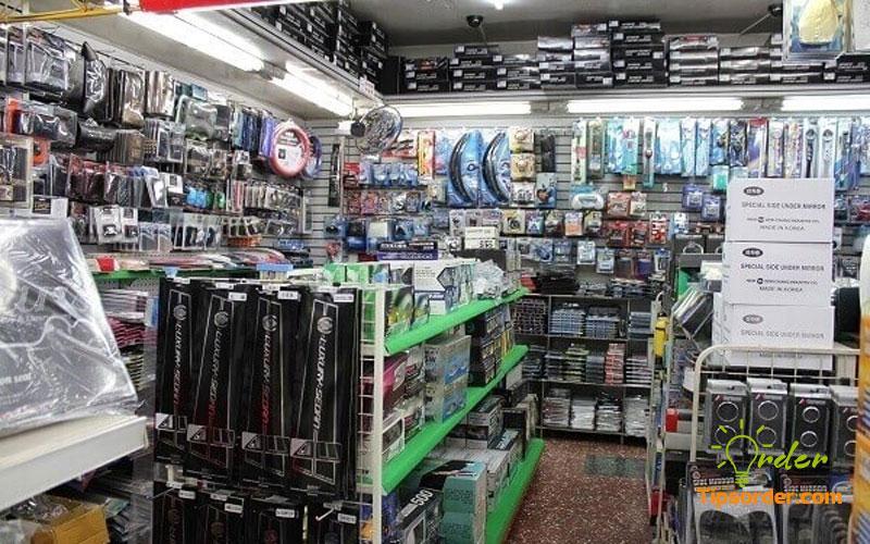 Kinh nghiệm khi đi các chợ phụ kiện điện thoại Trung Quốc
