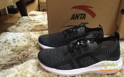 Thương hiệu giày ANTA đến từ Trung Quốc có tốt không?