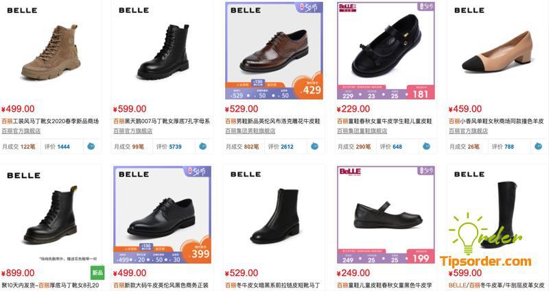 Bellle là một thương hiệu giày cho nữ