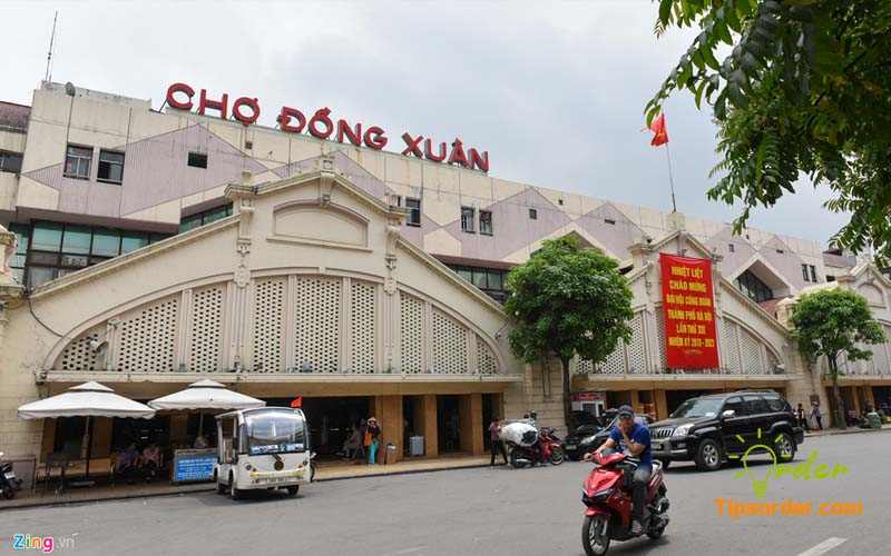 Các chợ đầu mối lớn của Việt Nam cũng là nơi tìm nguồn hàng lý tưởng