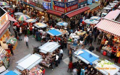 Đi đánh hàng tại các chợ xưởng sản xuất nổi tiếng của Trung Quốc