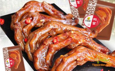 Chân vịt cay Trung Quốc có đảm bảo an toàn