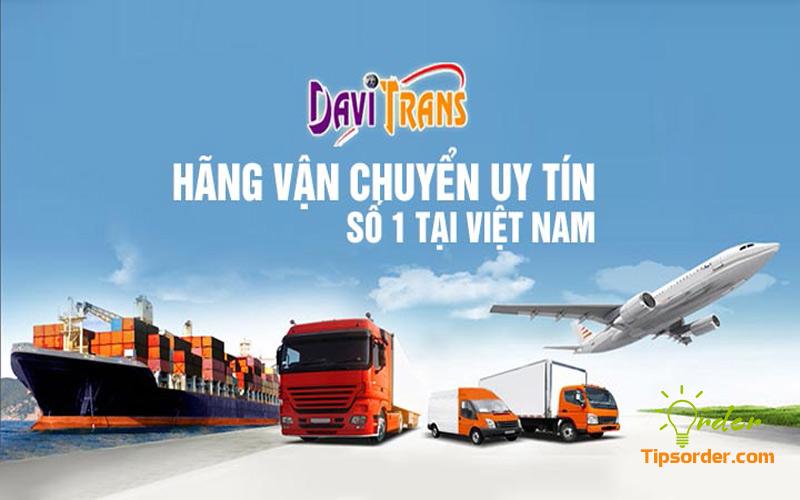 Công ty vận chuyển hàng 1688 uy tín Davitrans