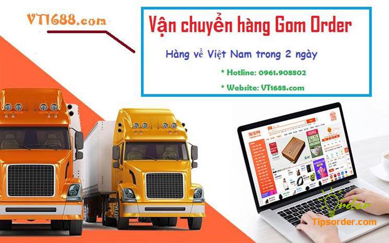 Công ty vận chuyển hàng 1688 uy tín VT1688