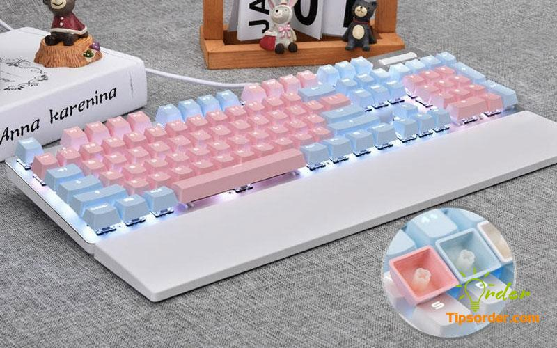 Order bàn phím trên taobao giúp bạn tiết kiệm chi phí rất nhiều so với ở Việt Nam