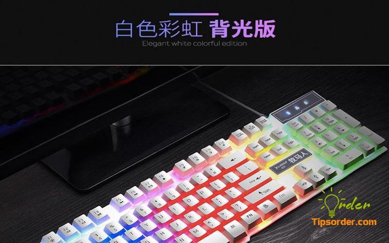 Quy trình đặt mua bàn phím trên taobao rất đơn giản