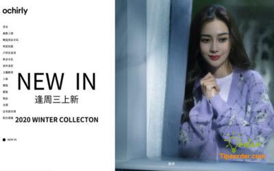 Thời trang Ochirly mang đậm phong cách Trung Hoa