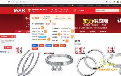 Tiêu chí đánh giá mức độ uy tín của shop bán hàng trên 1688.com