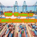 TOP 10 Đơn vị vận chuyển taobao uy tín nhất Việt Nam