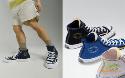 Hình ảnh trẻ trung nhiều màu sắc của Converse