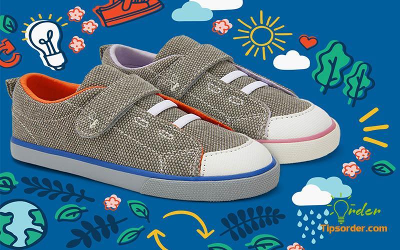 Những đôi giày đáng yêu của See Kai Run.