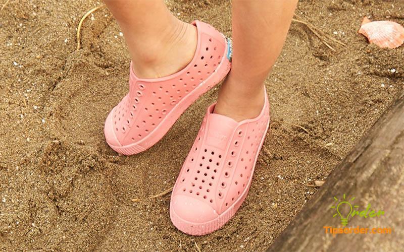 Thương hiệu giày trẻ em nổi tiếng Native
