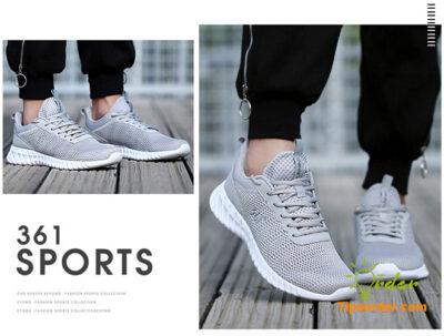 Không chỉ thể thao và cá tính mà còn ẩn chứa đầy công nghệ của hãng giày 361º.