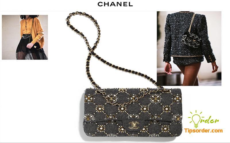 Thương hiệu túi xách nổi tiếng Chanel