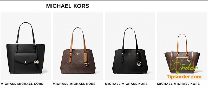 Thương hiệu túi xách nổi tiếng Michael Kors