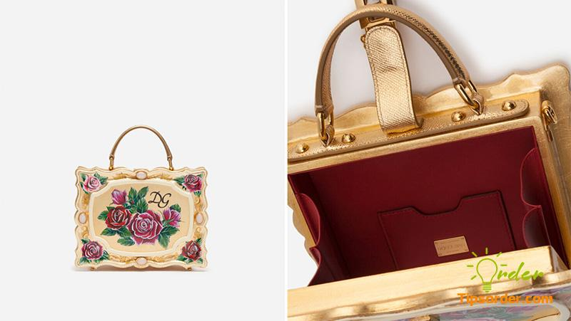 Chiếc túi xách đắt đỏ bậc nhất của D&G.