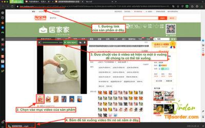 Bạn truy cập vào đường link của sản phẩm và làm giống như hình nhé.